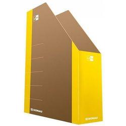 Donau Pojemnik na dokumenty life, karton, a4, żółty (5901503611944)