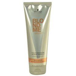 Schwarzkopf Blond Me caramel ciepły blond 250ml - szczegóły w dr włos