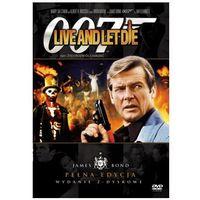 James Bond ekskluzywna edycja 2-płytowa: 007 Żyj i pozwól umrzeć (DVD) - Guy Hamilton