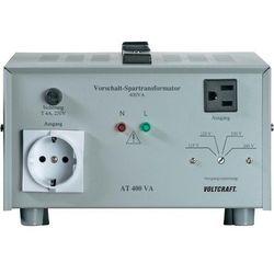 Tranformator zwiększający napięcie Voltcraft AT-400 NV, 115/125/230/240 V, 400 W, towar z kategorii: Transf