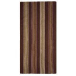 4home Jahu ręcznik roboczy new brązowy, 50 x 100 cm