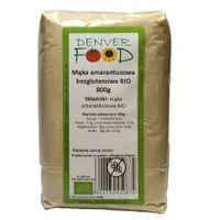 Mąka Amarantusowa Bezglutenowa BIO 800 g Denver Food, 5904730450874