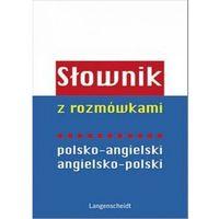 Słownik z rozmówkami polsko-angielski, angielsko-polski