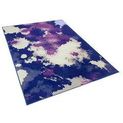 Dywan kolorowy 140 x 200 cm krótkowłosy kadirli marki Beliani