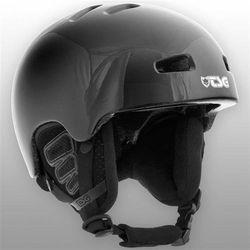 kask TSG - Arctic Nipper Mini Solid Color Gloss Black (135) rozmiar: XXS/XS