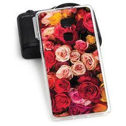 Foto case - huawei mate s - etui na telefon foto case - czerwone róże, marki Etuo.pl