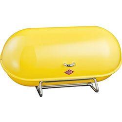 Wesco Chlebak żółty, stalowy breadboy (222201-19) (4004519024348)