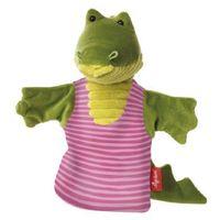 Sigikid Sweety - Pacynka na rękę Krokodyl