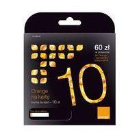 Zestaw startowy  one/yes 10 marki Orange