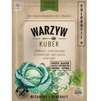 Warzyw Kubek - Kapusta/Kalafior/Pietruszka/Szpinak - CHLOROFIL saszetka 16g.