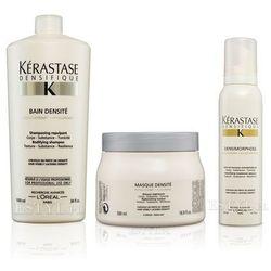 Kerastase Zestaw Densifique Densite - szampon + maska + pianka: 1000ml+500ml+150ml z kategorii Mycie włosów