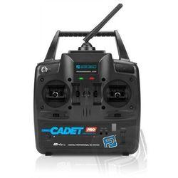 Aparatura Nadajnik Cadet 4 PRO 2.4GHz Mode 1 - produkt z kategorii- Pozostałe narzędzia i akcesoria modelars