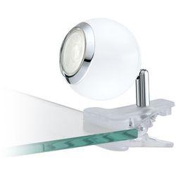 Eglo 96839 - LED Oświetlenie punktowe z klipsem BIMEDA 1xGU10/3,3W/230V biały (9002759968397)