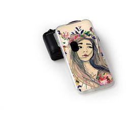 Fantastic Case - Asus Zenfone Zoom - etui na telefon Fantastic Case - kolorowy wianek z kategorii Futerały i