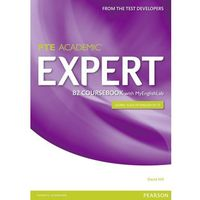 Expert Pearson Test Of English Academic B2 Standalone Coursebook (9781447975014)