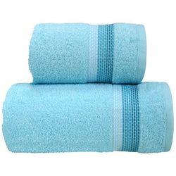 Greno Ręcznik bawełniany ombre aqua (5905164038379)