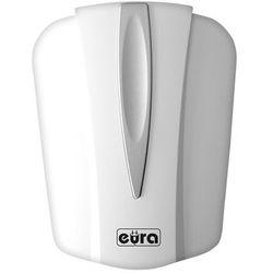 "Eura-tech Gong drzwiowy dwutonowy ""eura"" db-30g7 ~230v ac jasnoszary, g71a330"