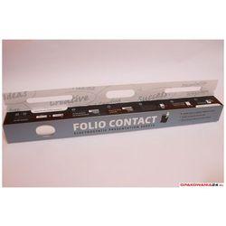 Folia flipchart DATURA z dyspenserem 25 ark 60/80cm rolka 20m samoprzyle