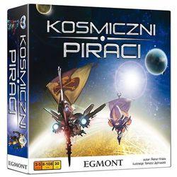 Egmont, gra rodzinna Kosmiczni piraci (gra planszowa)