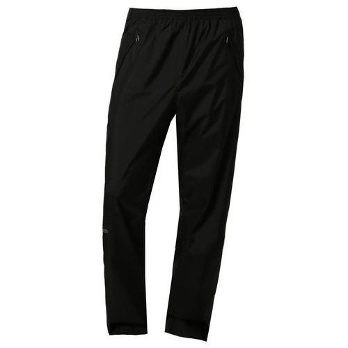 PRECIP Spodnie materiałowe black, Marmot