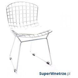 D2 Krzesło dziecięce harry junior biała poduszka