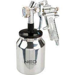 Neo Pistolet lakierniczy 12-530 dolny zbiornik + darmowy transport! (5907558417470)