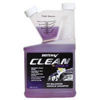 Britemax Clean Max - pH Balanced Car Shampoo 946ml