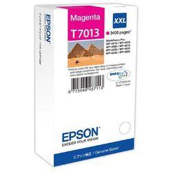 Tusz EPSON T7013 Purpurowy z kategorii tusze