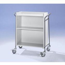 Wózek biurowy, na segregatory, nośność 150 kg, dł. x szer. x wys. 950x455x1015 m marki Wilhelm ebinger