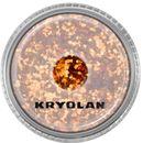 polyester glimmer coarse (orange) gruby sypki brokat - orange (2901) marki Kryolan