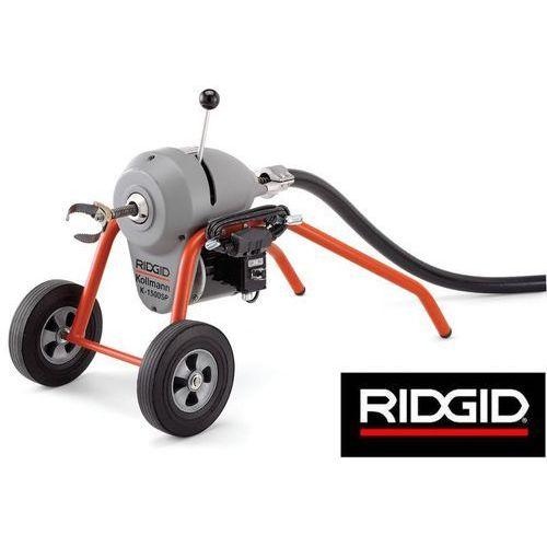 RIDGID Maszyna ze sprężynami w odcinkach K-1500SE 45317 - sprawdź w wybranym sklepie