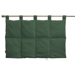 Dekoria Wezgłowie na szelkach, Forest Green (zielony), 90 x 67 cm, Cotton Panama