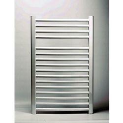 Grzejnik łazienkowy york - wykończenie zaokrąglone, 600x800, biały/ral - paleta ral marki Thomson heating