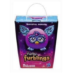 Furby Furbling Crystal A9619 Różowo-fioletowy A6100 - Hasbro (5900000883465)