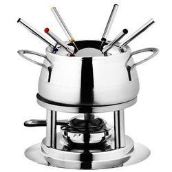 Chromowany zestaw fondue typia 11 elem. / gwarancja 24m / najtańsza wysyłka! marki Thk