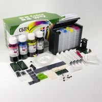 ARSEJ CISS ColorWay HP 650 Advantage 2515 2516 Bez Tuszu