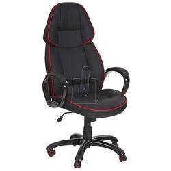 Fotel gabinetowy Rubin czarny - gwarancja bezpiecznych zakupów - WYSYŁKA 24H, 821067