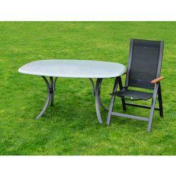 krzesło ogrodowe ass comfort wyprodukowany przez Rojaplast