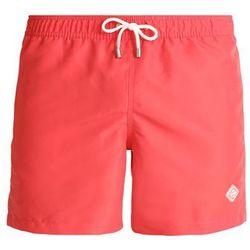 J.LINDEBERG BANKS Szorty kąpielowe washed red, kolor czerwony, od rozmiaru S