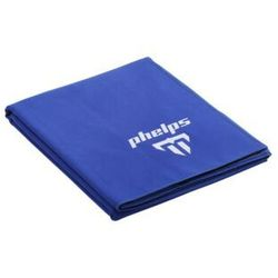 MP MICHAEL PHELPS RĘCZNIK MICROFIBRA BLUE, KOLOR: BLUE, ROZMIAR: XL, MATERIAŁ: MIKROFIBRA