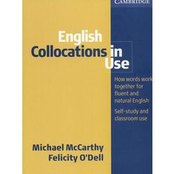 English Collocations in Use (ISBN 9780521603782)