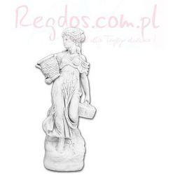 Figura ogrodowa betonowa kobieta z koszami 140cm - produkt z kategorii- Dekoracje ogrodowe