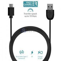 Puro  type-c charge & sync cable - kabel usb-c 3.1 na usb-a 3.1 do ładowania & synchronizacji danych, 3a, 10