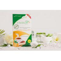 Słodzik VitaStevia Plus na bazie ekstraktów z liści stewii 200g