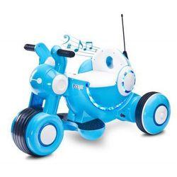 Gizmo pojazd na akumulator motor dziecięcy Blue, Toyz z strefa-dziecko.pl