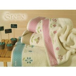 Ręcznik 70x140 Greno In Love - Mikrobawełna, D3FF-705140