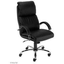 Fotel gabinetowy NADIR steel02 chrome