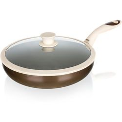 patelnia wok contra, 28x8 cm marki Banquet