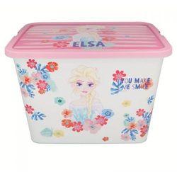 Frozen - Pojemnik / organizer na zabawki 7 L (8412497025848)