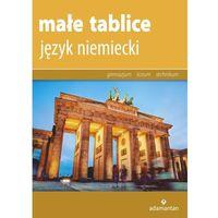 Małe tablice Język niemiecki - Wysyłka od 3,99 - porównuj ceny z wysyłką, Adamantan